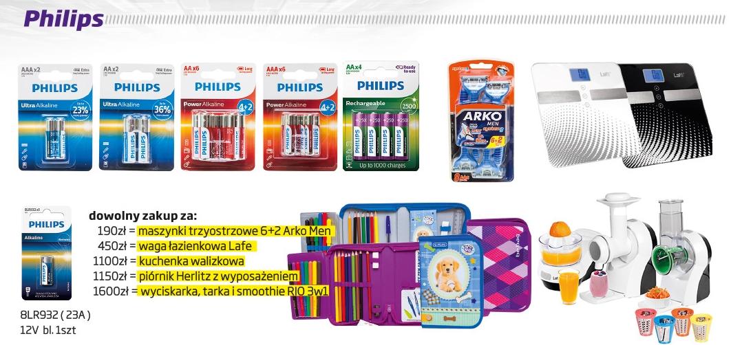 Philips Promocja - Wrzesień 2019